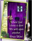 Quote of the Week: Doors Close and Doors Open