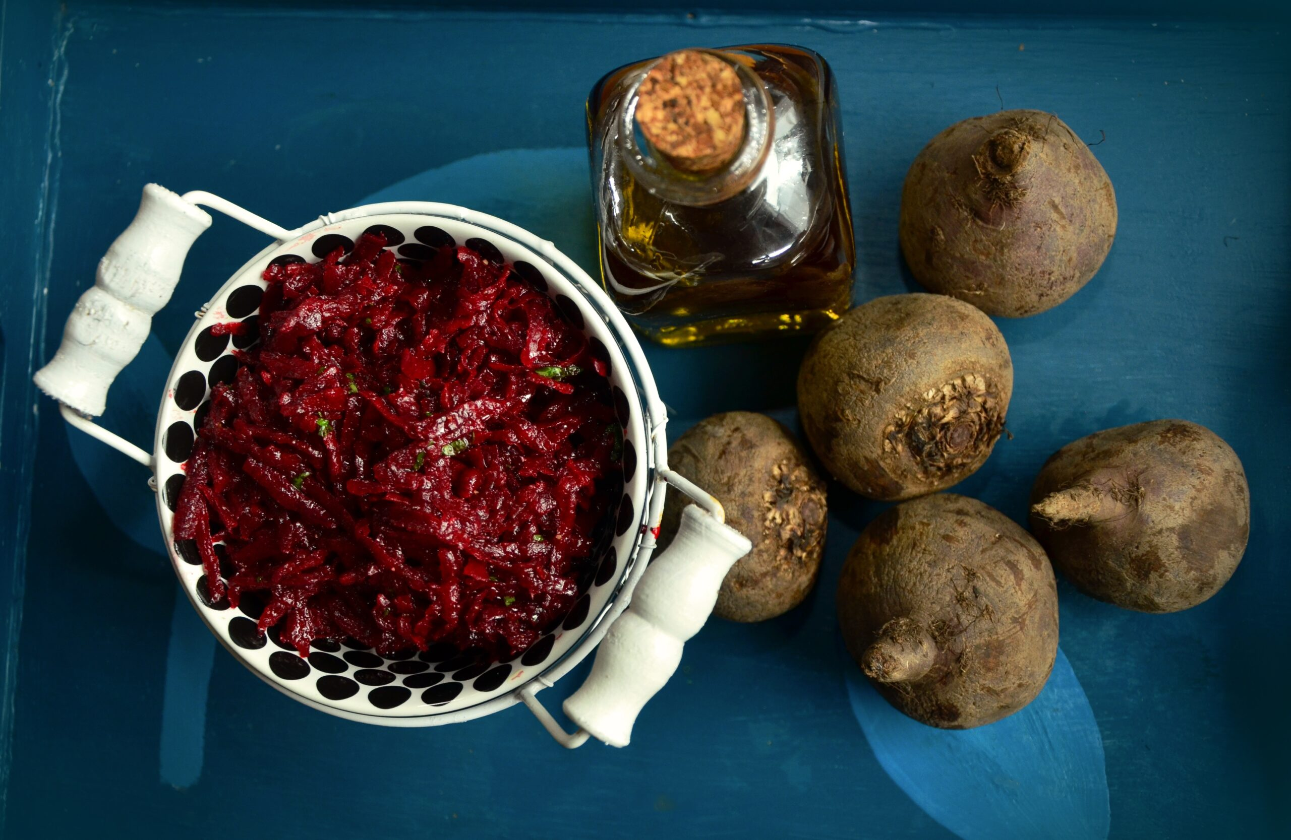 BOM Cumin Spiced Beets with Onion